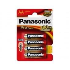 Αλκαλική Μπαταρία Panasonic Pro Power AA 1.5V